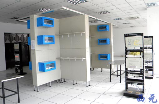 西元综合布线实训室实验室