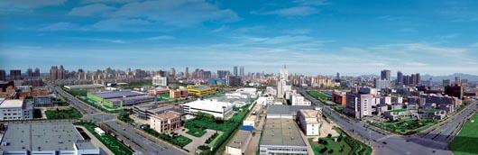 """""""西安开元生产基地""""投资协议签订"""