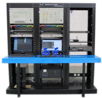 图三,综合布线故障检测实训装置(型号kygjz-07-01)