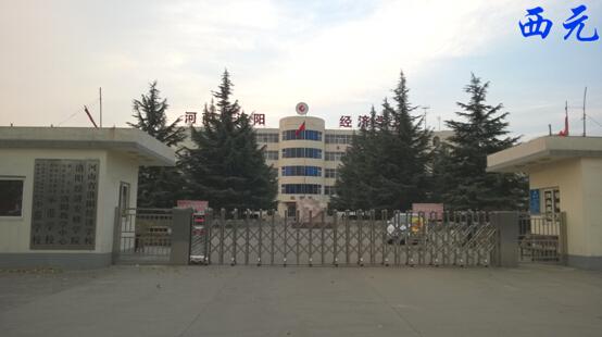 河南省洛阳经济学校综合布线实训室竣工