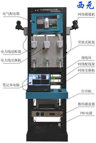 通信,在220v交流电线环境中传输网络信号,还配置有机架式标准u数码