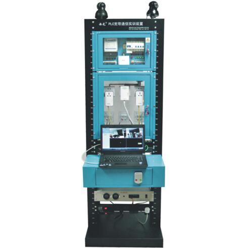 PLC宽带通信实训装置(KYPLC-01-01)