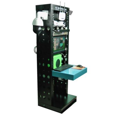 第二代视频监控系统实训装置(KYZNH-01-2)