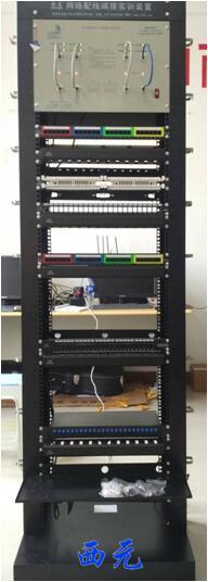 网络配线端接实训装置