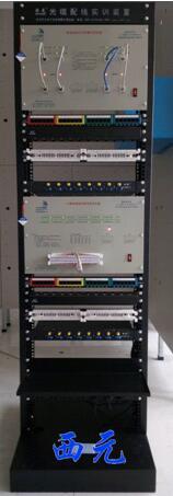 光缆配线实训装置置